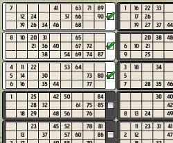 Vinn pengar på gratis bingo kl 17-18
