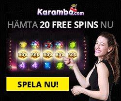 20 gratis spel - du kan vinna 10 miljoner