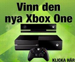Vinn en Xbox One spelkonsol