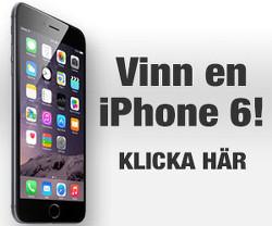 Vinn nya iPhone 6