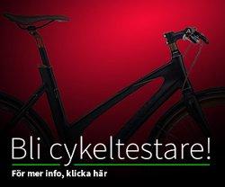 Vinn en mountainbike, el-cykel eller citybike