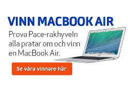 Vinn en sprillans ny MacBook Air