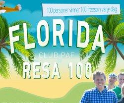 Vinn 1 av 20 resor till Florida
