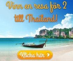 Vinn en resa för två till Thailand