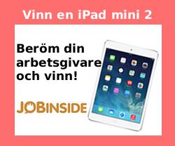 Vinn en iPad mini 2