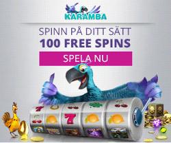 Vinn pengar med 100 freespins och 100% bonus