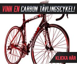 Vinn en racercykel i karbon