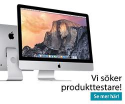 Testpersoner sökes till nya iMac från Apple