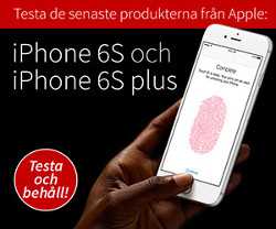 Vinn nya iPhone 6S eller iPhone 6S Plus