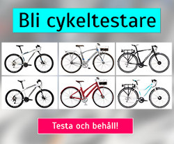 Vinn en ny cykel