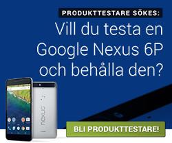 Vinn Google Nexus 6P
